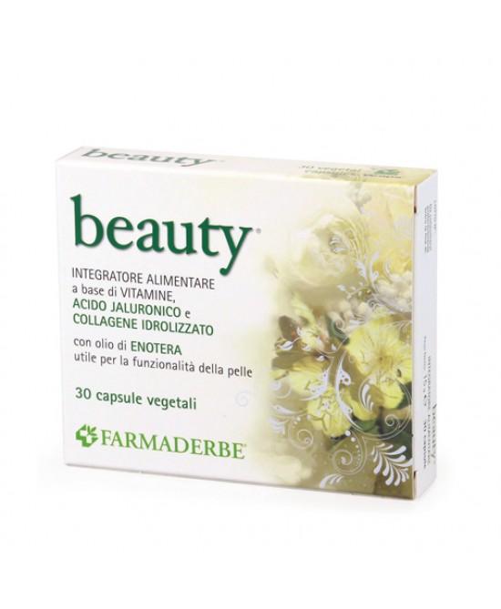 Farmaderbe Beauty 30 Capsule - Iltuobenessereonline.it