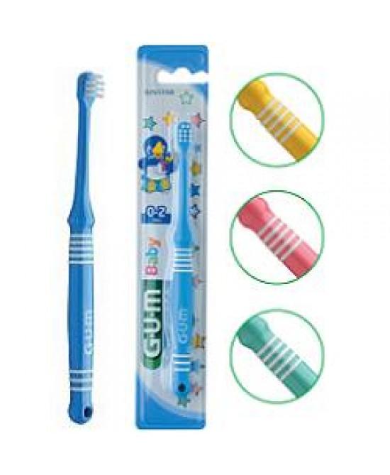 Gum Baby Spazzolino Bambini 0/2 Anni - Iltuobenessereonline.it