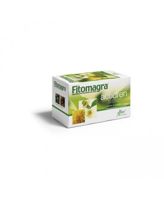Aboca Fitomagra Actidren Tisana 20 Bustine Da 1.8g - Farmaciaempatica.it