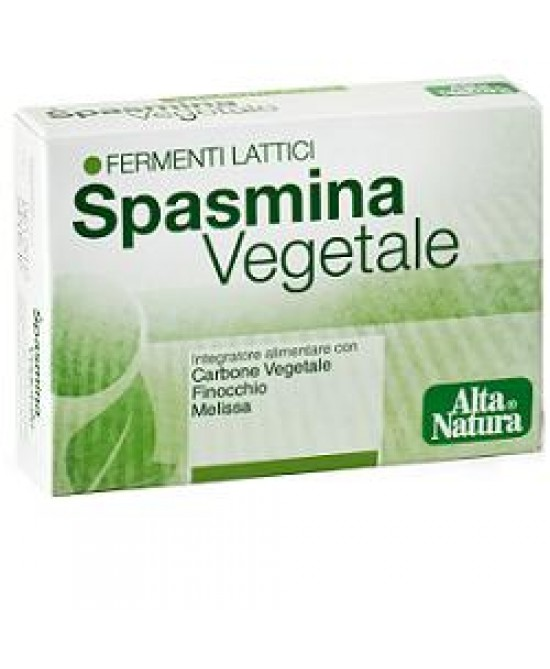 Spasmina Vegetale 30opr 500mg - Iltuobenessereonline.it