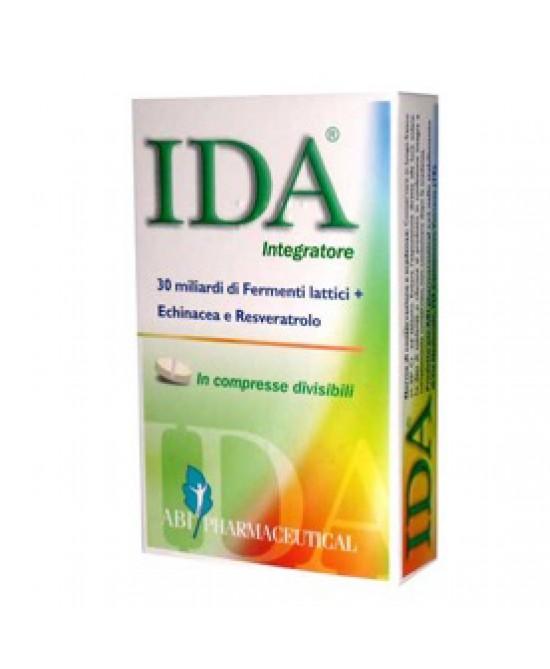 Ida Integratore ABI Benessere Flora Intestinale 12 Compresse