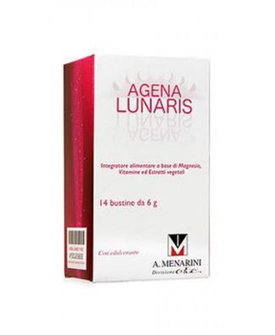 Menarini Agena Lunaris Integratore Alimentare 14 Bustine - Farmastar.it