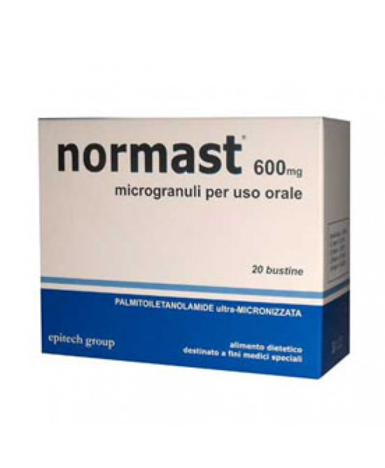 Normast 600mg 20bust Microgran - Farmapc.it