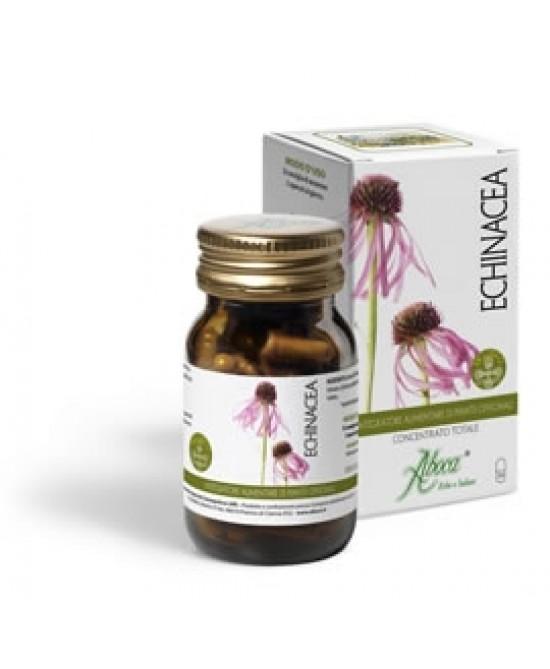Aboca Echinacea Concentrato Totale 50 Opercoli Da 500mg - La farmacia digitale