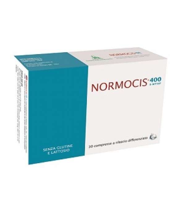 Normocis 400 30cpr - Farmabellezza.it