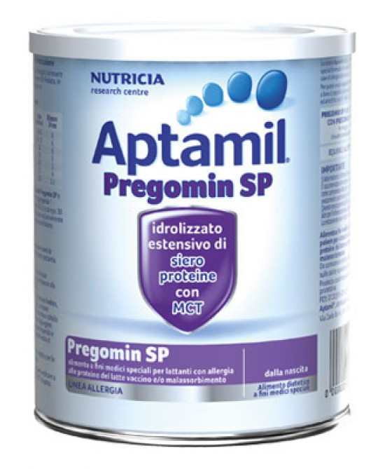 Aptamil Latti Speciali Pregomin SP 400g - Farmafamily.it