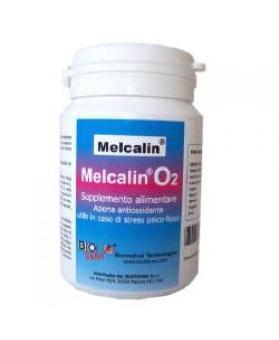 Melcalin O2 Integratore 56 Capsule