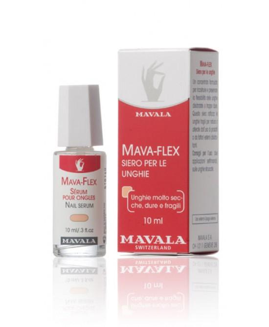 MAVA-FLEX SIERO UNGHIE 10ML - Antica Farmacia Del Lago