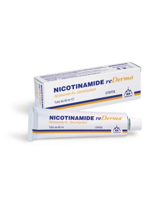 Idi Nicotinamide Rederma Crema 40ml - Farmawing