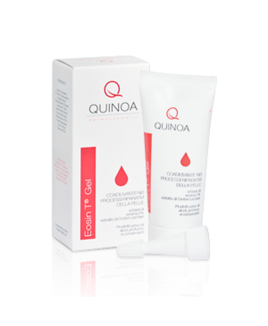 Quinoa Eosina Eosin T Gel 30ml - Farmastar.it