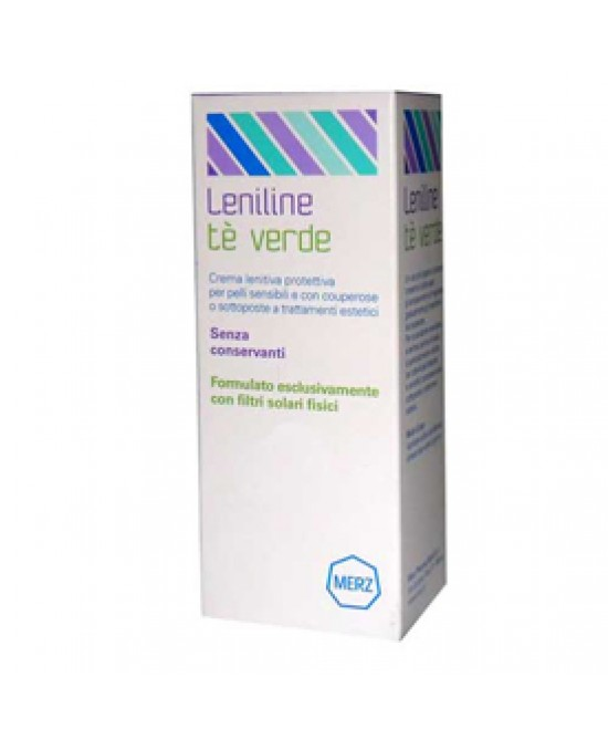 Merz Pharma Italia Leniline Tè Verde Crema 50ml