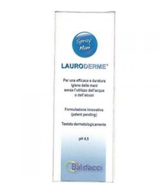 Lauroderme Spray Mani 75ml