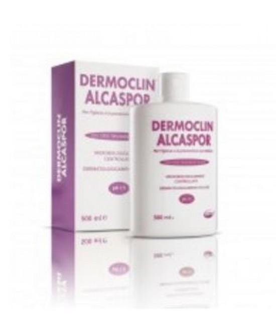 Dermoclin Alcaspor Detergente Delicato 500ml - Farmastar.it