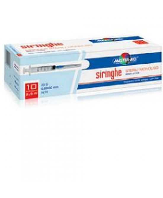 Sir Master-aid 2,5ml G23 10pz - Farmapage.it