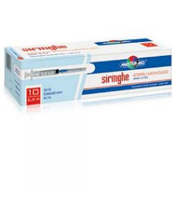 Sir Master-aid 10ml G21 10pz - Farmacia Giotti