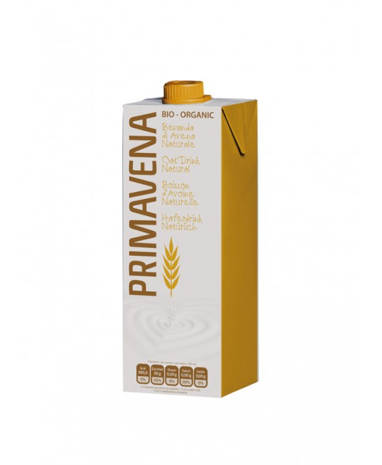 Primavena Bevanda All'Avena Biologico 1l - Farmafamily.it