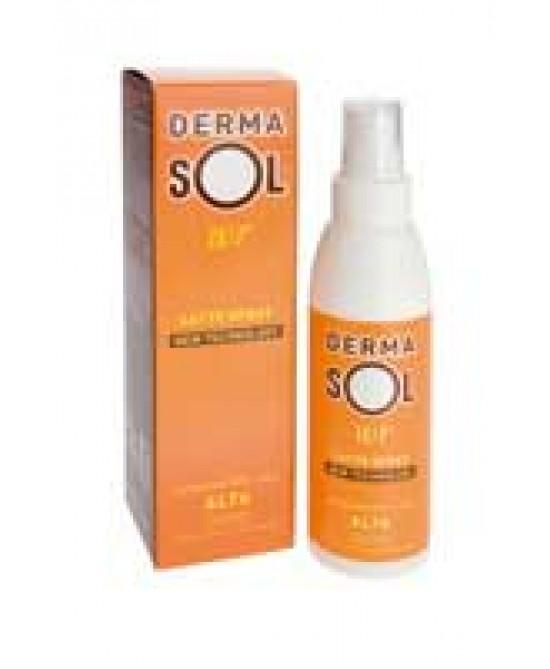 Dermasol Wr Latte Spray protettivo New Technology Protezione Alta Spf30 150ml
