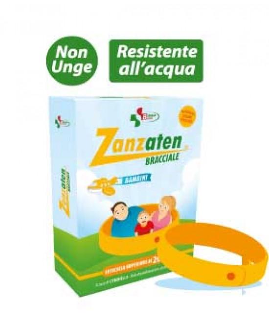 Zanzaten Bracciale Per Bambini 1 Pezzo - Farmafamily.it