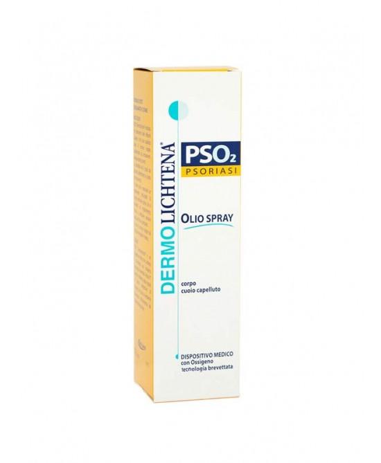 DermoLichtena PSO2 Olio Spray 100ml