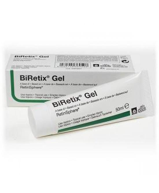 Biretix Gel Viso Corpo Esfoliante Lenitivo 50 ml