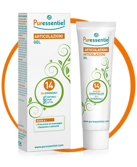 Puressentiel Gel Articolazioni 60ml - Farmawing