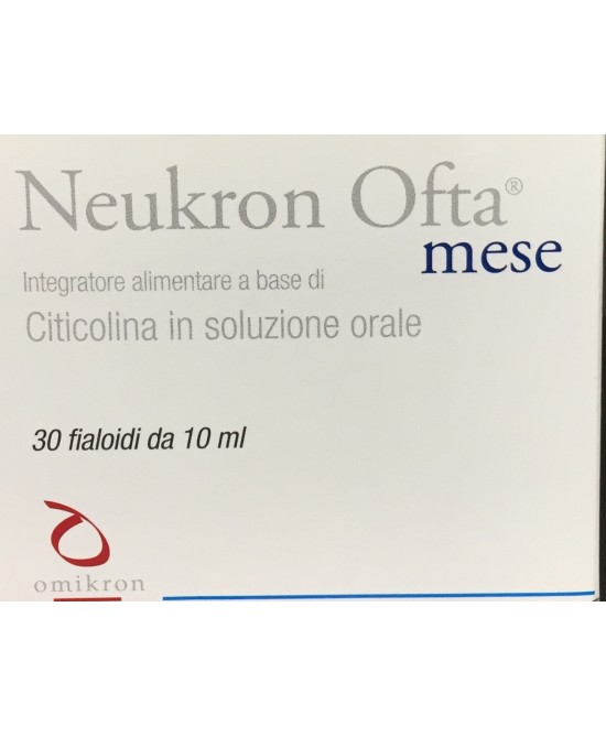 Neukron Ofta Mese 30fl 10ml - La farmacia digitale