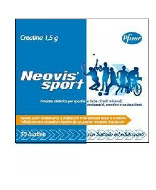 Neovis Sport 30bust - FarmaHub.it