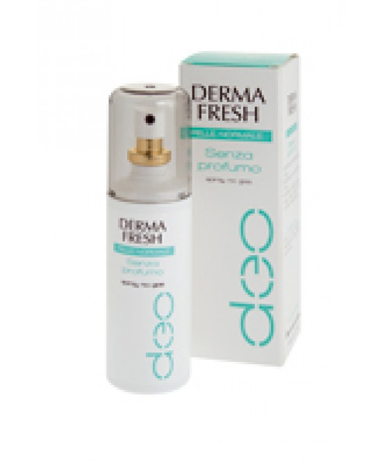 Dermafresh Deodorante Pelle Normale Senza Profumo 100ml - Sempredisponibile.it