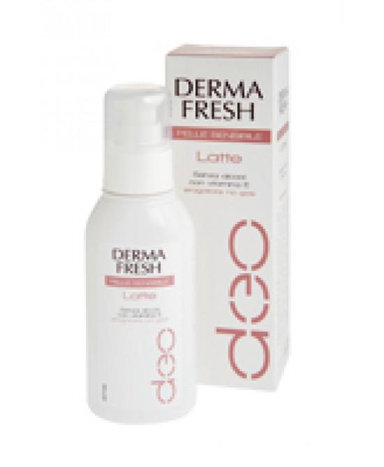 Dermafresh Deodorante Pelle Sensibile Latte 100ml - Farmabros.it