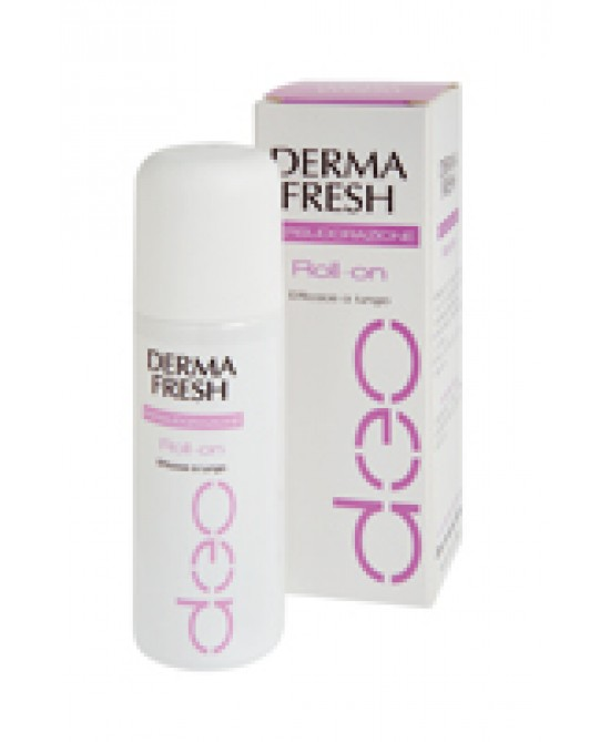 Dermafresh Deodorante Ipersudorazione Roll-On 75ml - Farmacia 33