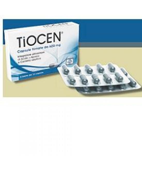 Tiocen 24cps - Farmaconvenienza.it