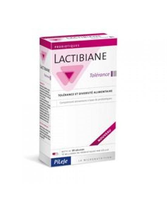 Lactibiane Tolerance Integratore Probiotici 30 Capsule 560 mg