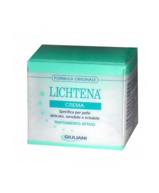 Lichtena Crema Trattamento Attivo 100ml - Farmafamily.it