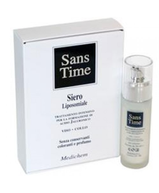 Sans Time Trattamento Antirughe Viso 50 ml