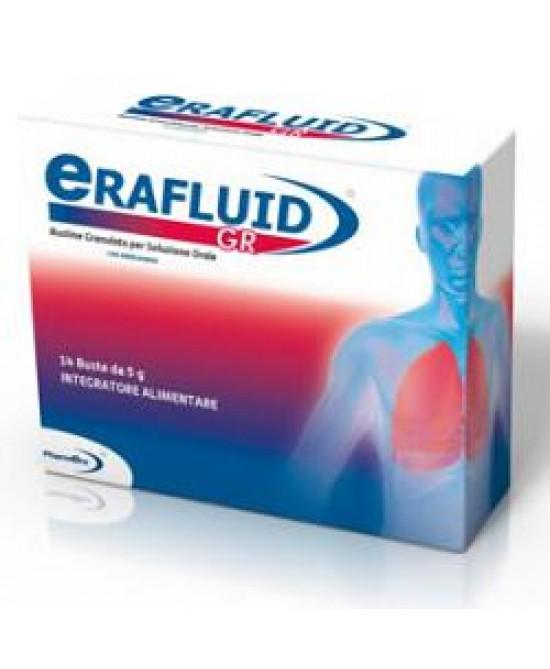 Erafluid GR Integratore 14 Bustine