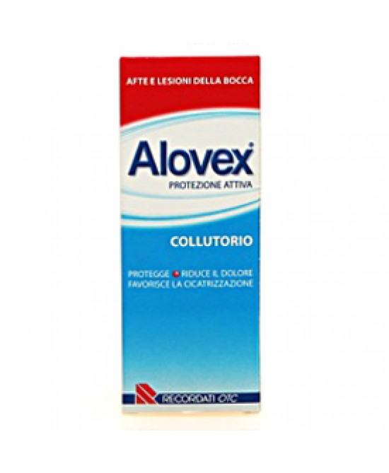 Alovex Protezione Attiva Collutorio 120ml - Spacefarma.it