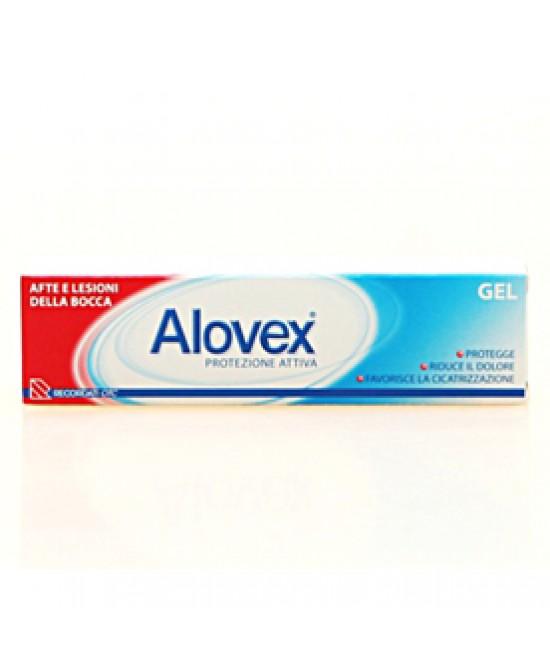 ALOVEX PROTEZIONE ATTIVA GEL 8 ML - Farmaciacarpediem.it