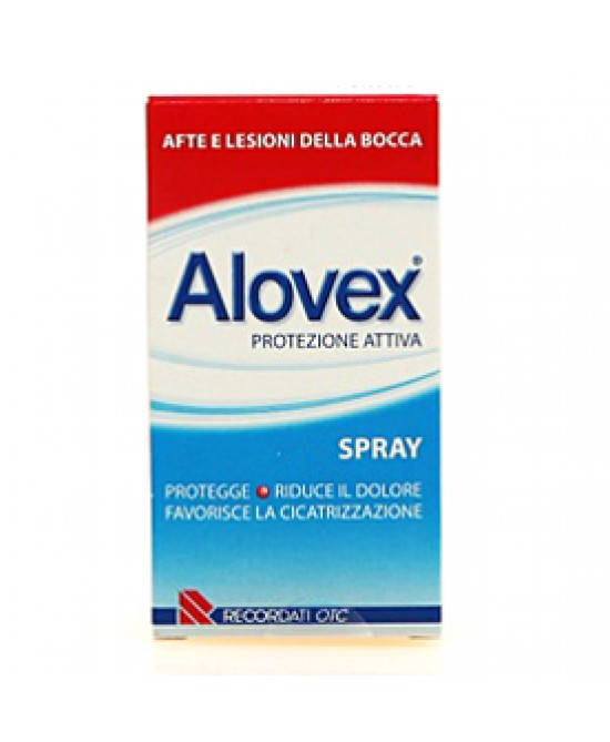 Alovex Protezione Attiva Spray 15ml - Spacefarma.it