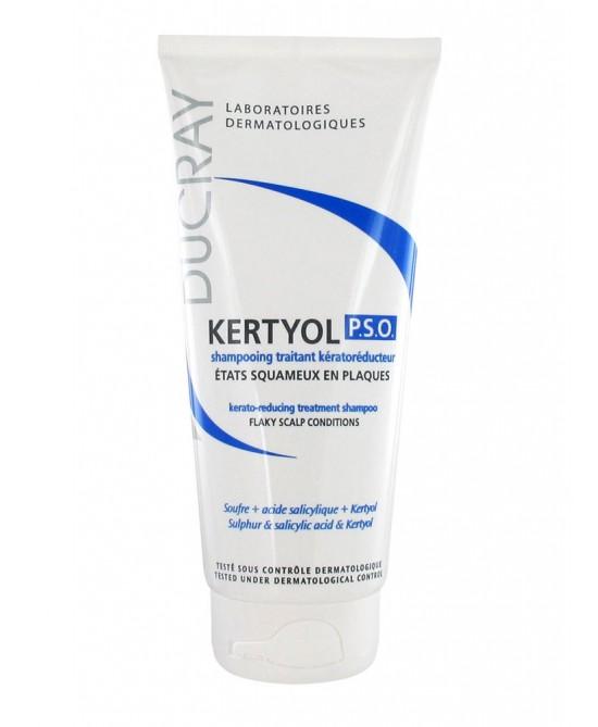 Ducray Kertyol P.S.O. Shampoo 125ml