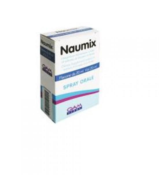 Naumix Spray 20ml - Farmafamily.it