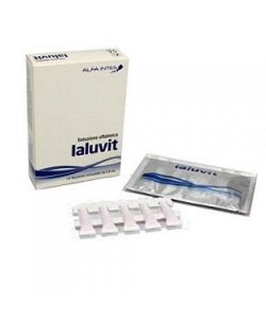 Ialuvit Soluz Oftalmica 15fl - La tua farmacia online