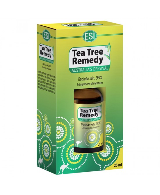 Esi Tea Tree Remedy Oil 25ml - Farmaconvenienza.it