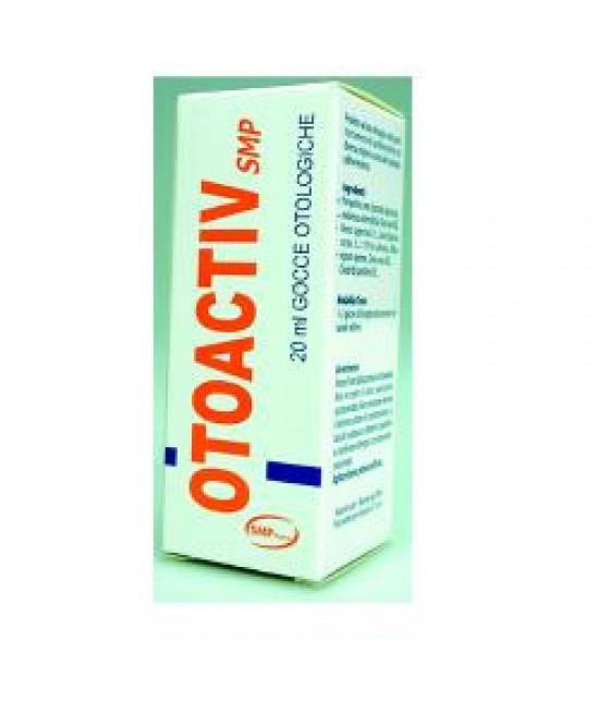Otoactiv Gocce 20ml - Farmacia 33