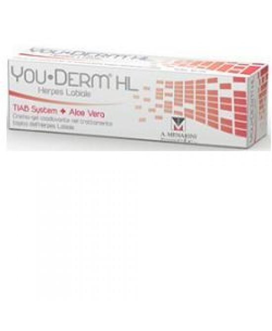 Youderm Hl Herpes Labiale 10ml - Farmabros.it