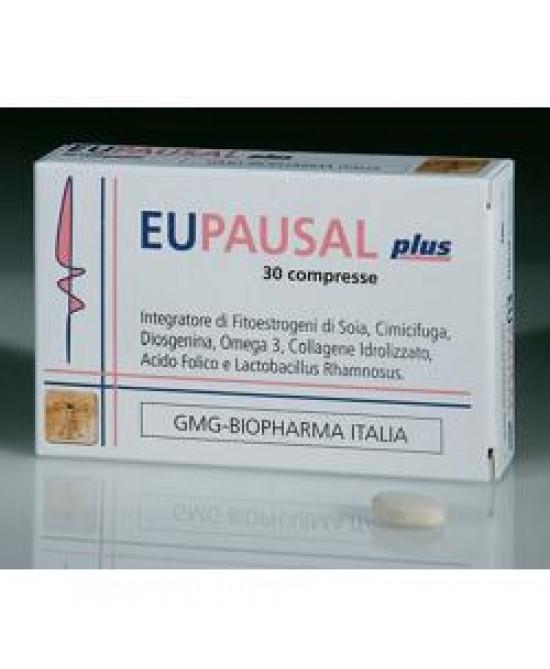Eupausal Plus 30cpr