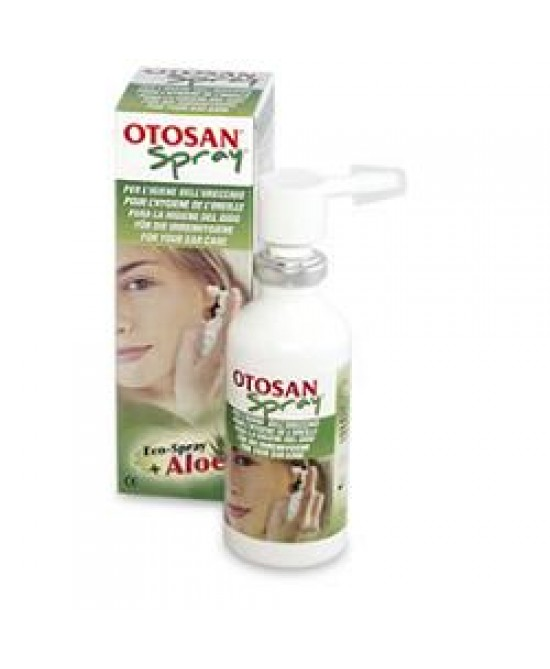 Otosan Spray Auricolare 50ml - Zfarmacia