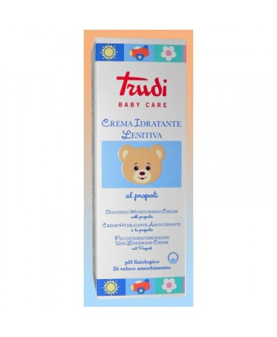 Trudy Baby Care Crema Idratante Lenitiva 100ml - Farmastar.it