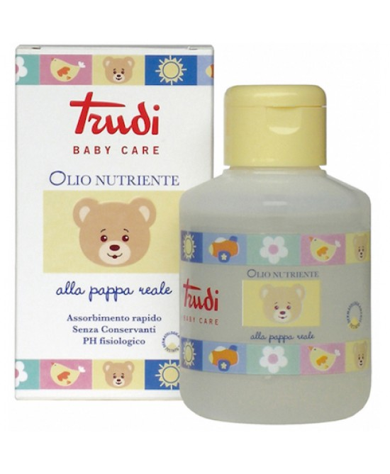 Trudy Baby Care Olio Nutriente - Farmaci.me