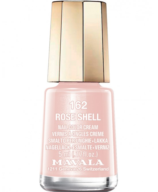Mavala Mini Color Smalto 162 Rose Shell 5ml - Farmastar.it
