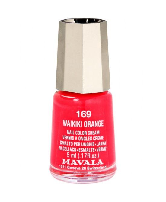 Mavala Mini Color Smalto 169 Waikiki Orange 5ml